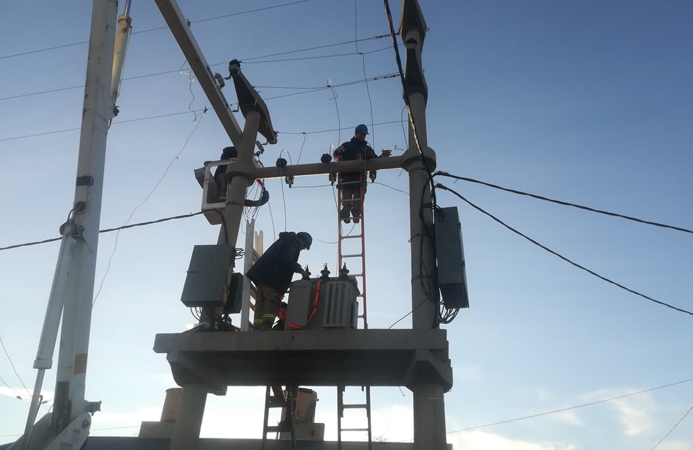 Información para asociados del servicio de energía eléctrica