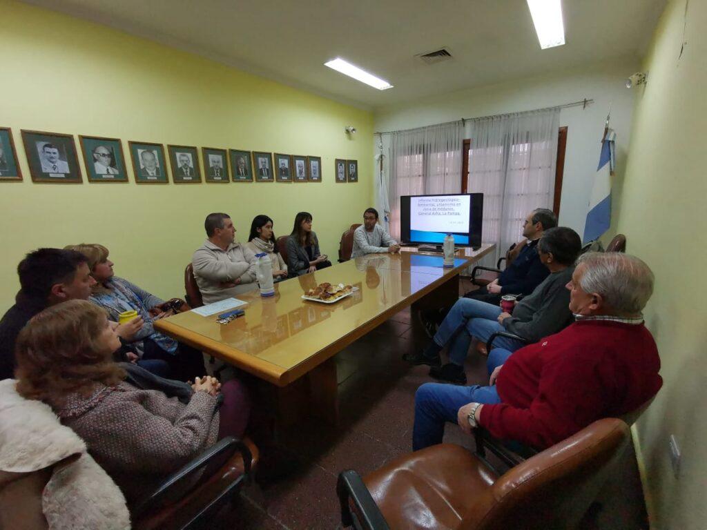 Reunión informativa
