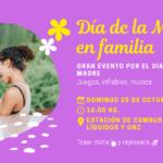 Evento Día de la madre en familia