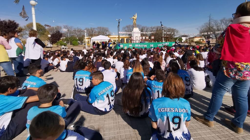 17° Maratón Nacional de Lectura