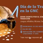 Día de la tradición en la GNC