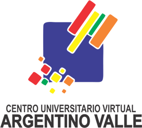 Logo Centro Universitario Virtual Argentino Valle