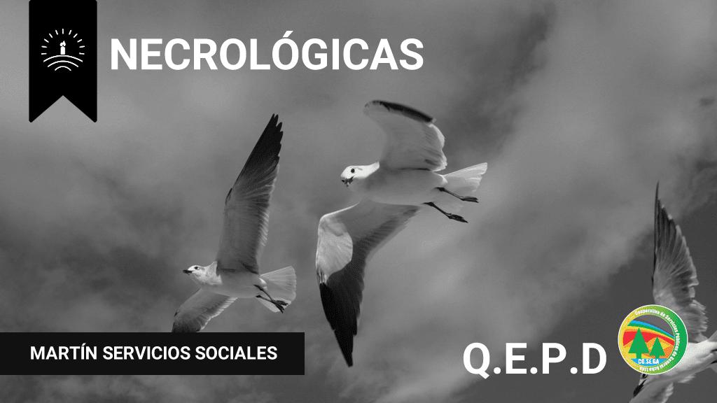 Sepelios empresa Martín Servicios Sociales