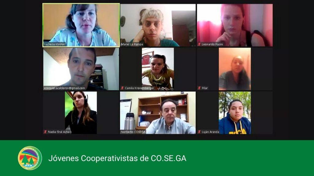 Jóvenes Cooperativistas de CO.SE.GA