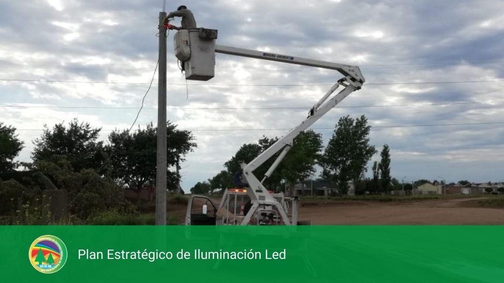 PLAN ESTRATÉGICO DE ILUMINACIÓN LED.